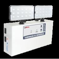 Luminária De Emergência Com Led Unitel Ba235