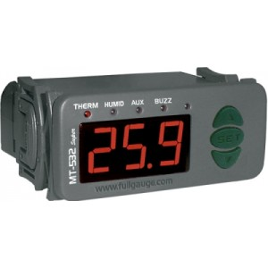 Control Temp.e Umidade Full Gauge Mt-532 Super Bivolt