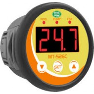 Controlador Temp. Bombas Calor Full Gauge Mt-526c 127~220vca