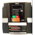 INVERSOR FREQ. TECO L510 - 2 HP 220 V TRIFASICO / ENT. DIG. NPN L510-202-H3-N