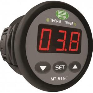 Controlador Temp. Timer Cíclico Full Gauge Mt-516c 127~220v